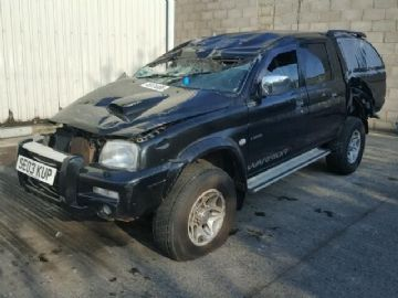 2003 MITSUBISHI L200 WARRIOR BREAKING SPARES AND REPAIRS PARTS